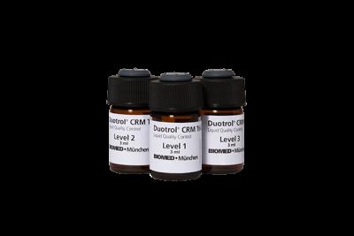 Duotrol Proteinkontrolle von Biomed