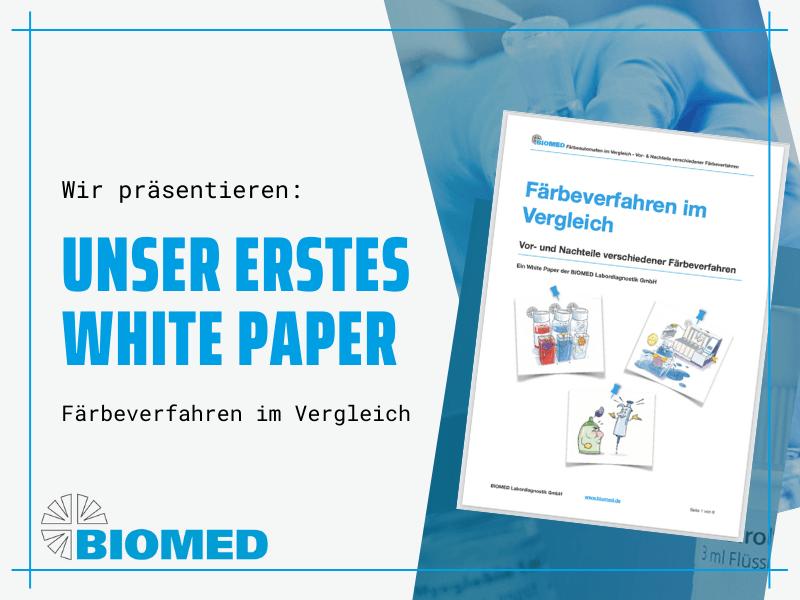 White Paper Färbeverfahren im Vergleich