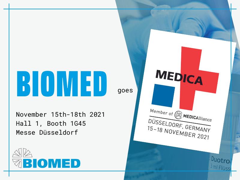 BIOMED goes MEDICA
