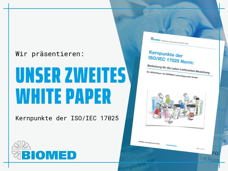 White Paper Kernpunkte der ISO/IEC 17025